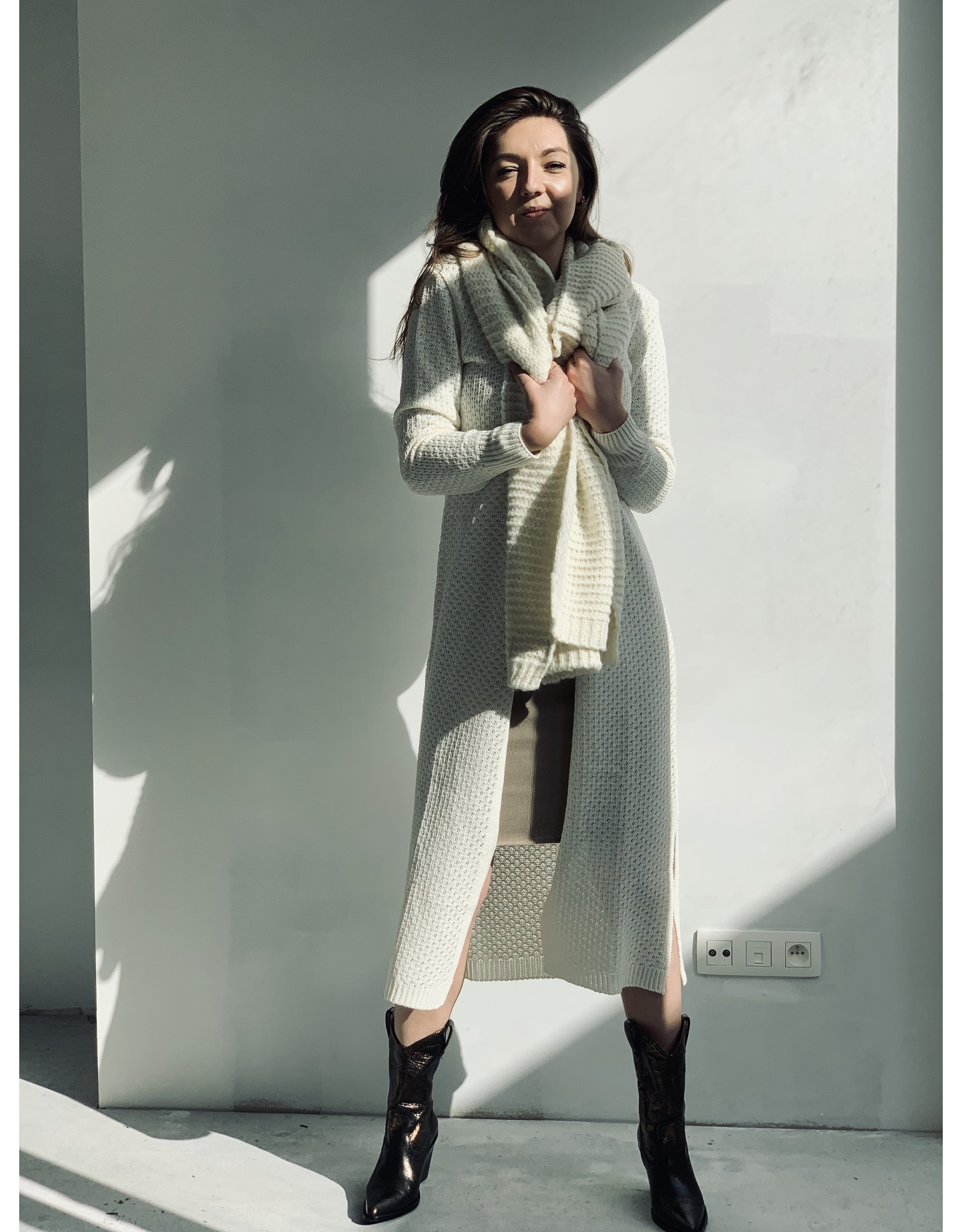 MW AYLA KNITTED VEST