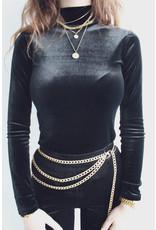 JADA TOP BLACK