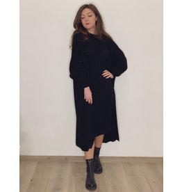 Set cardigan + Kleed Black