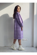 Color Coat Lila