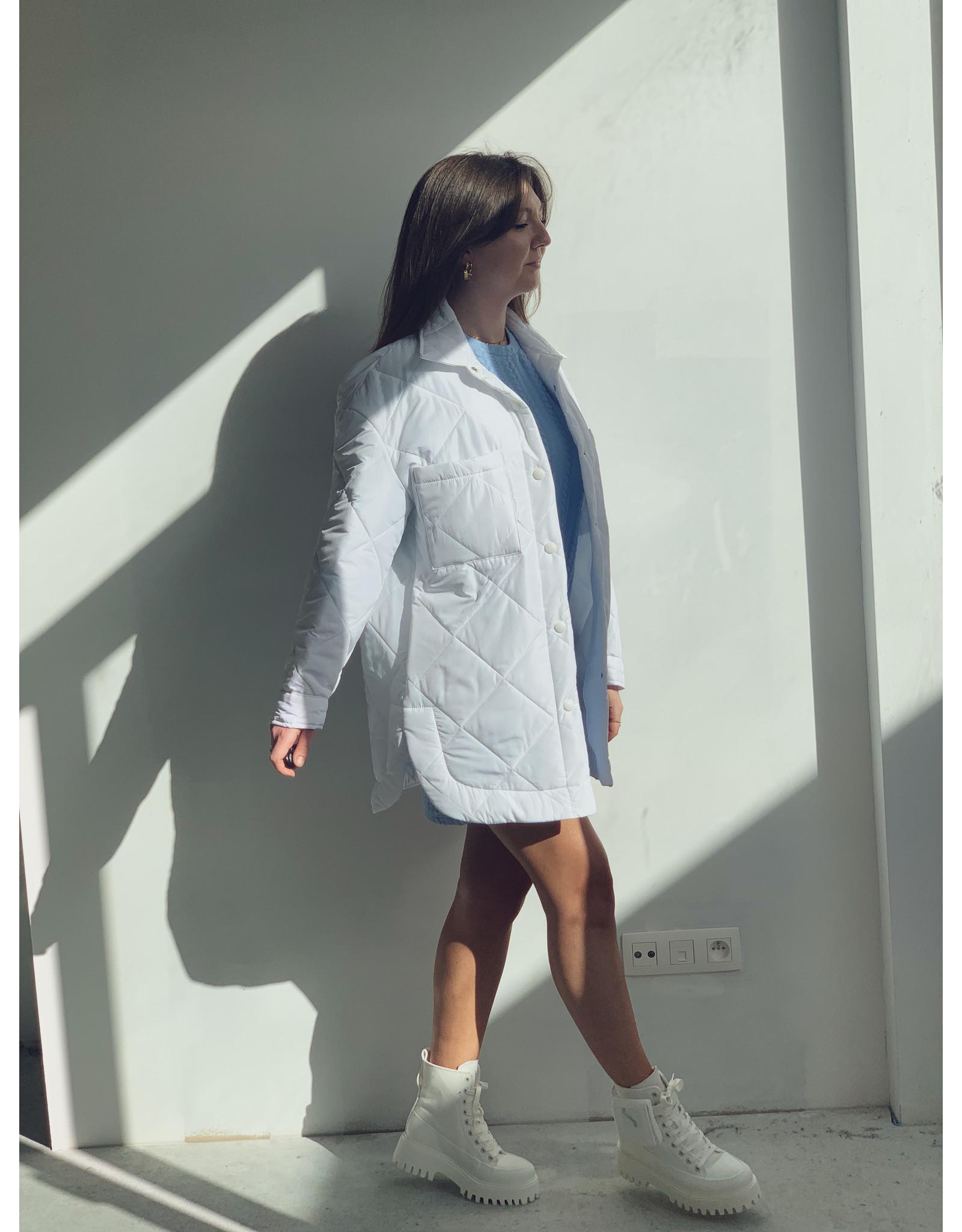 Giulia Vest White