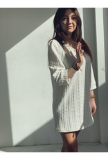 Sweater Dress Off White