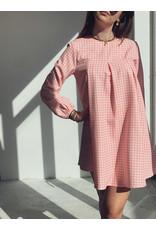 Vestito Dress Pink White