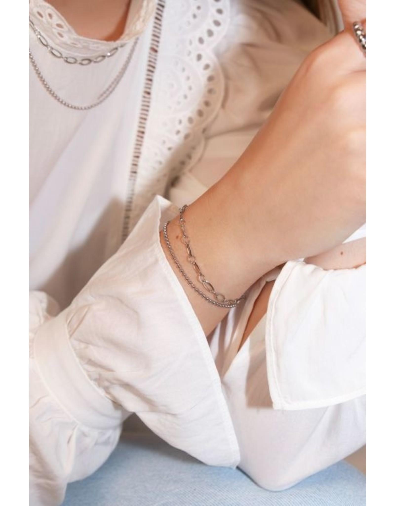 MJ Armbanden set bolletjes