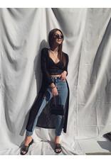 MW Valeria Knitted Vest Black