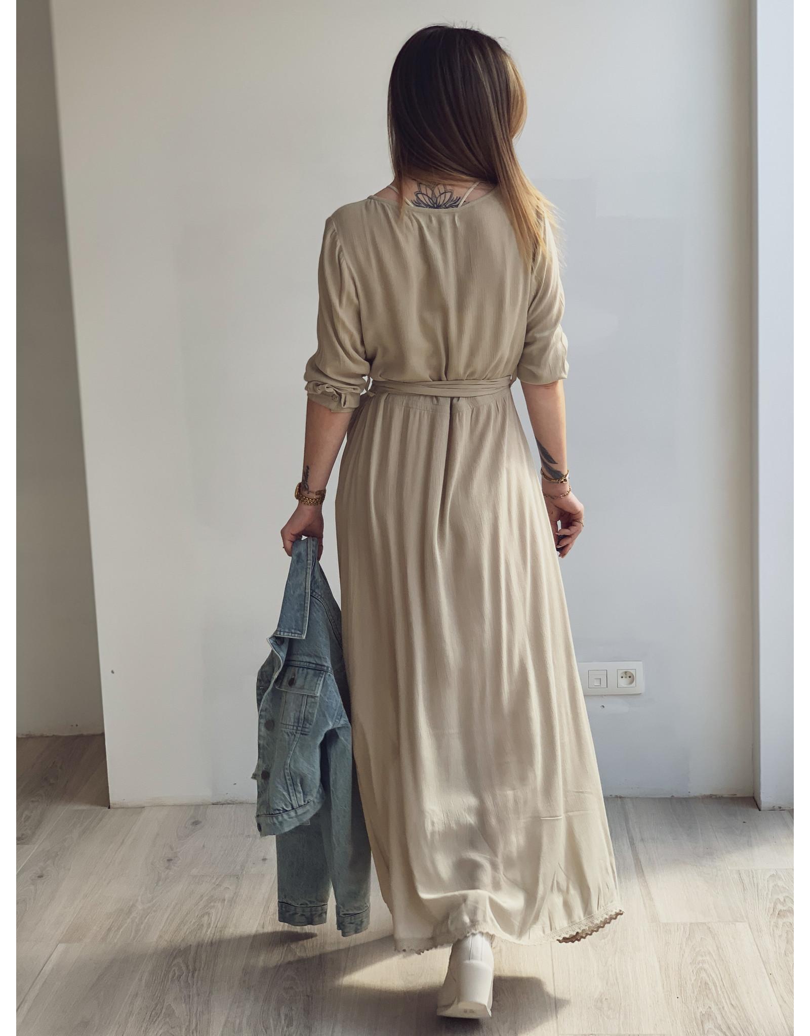 Joie Dress Beige