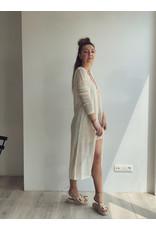 MW Valeria Knitted Vest Off White