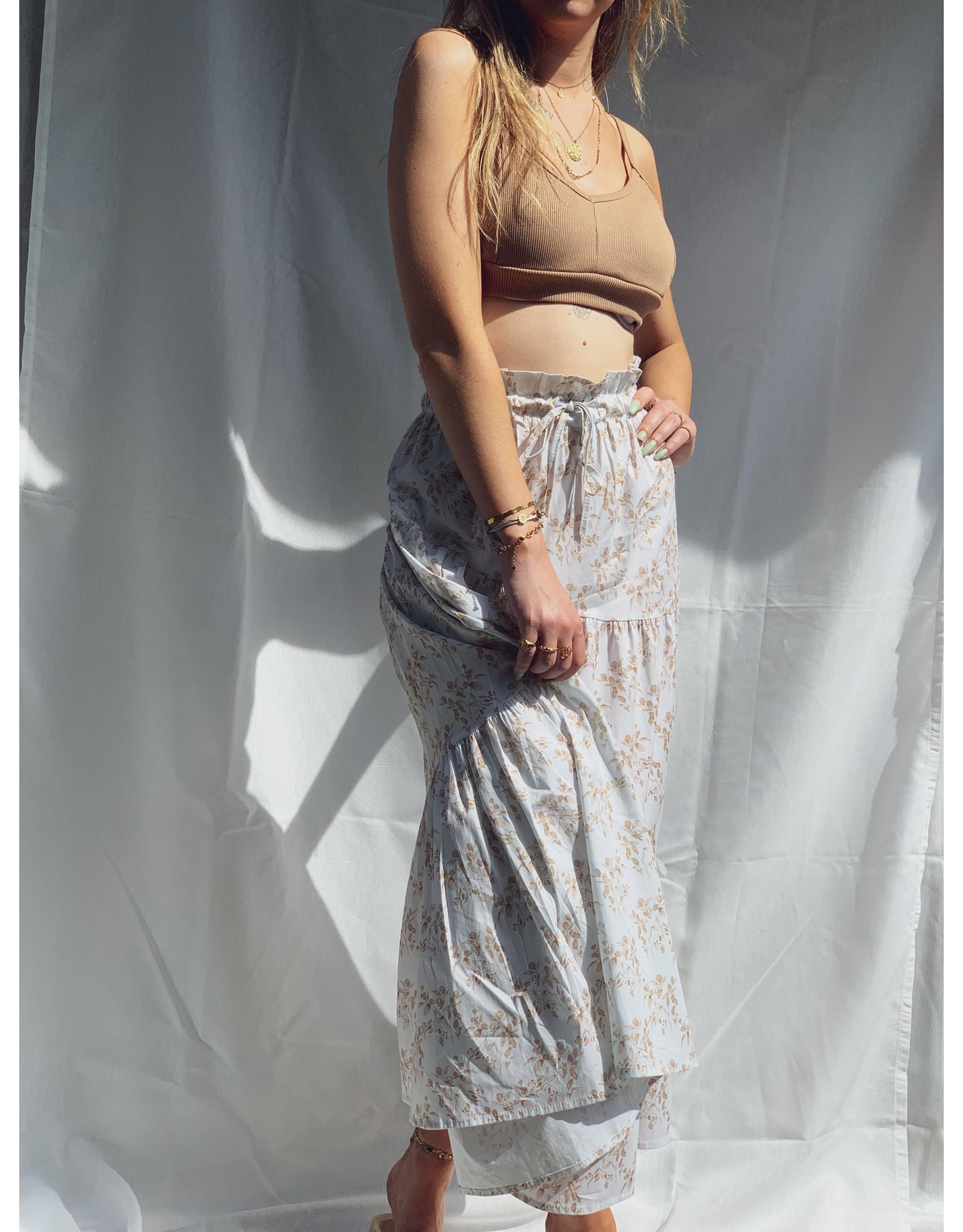 Foggia Skirt Camel