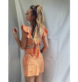 Terni Top Orange
