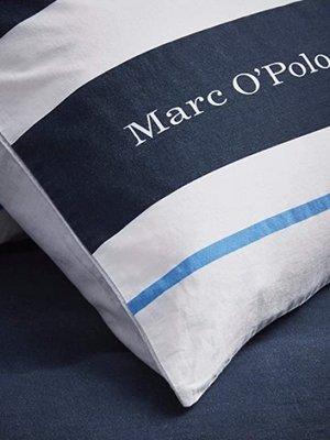 Marc O 'Polo Marc O'Polo dekbedovertrek Mala Blue