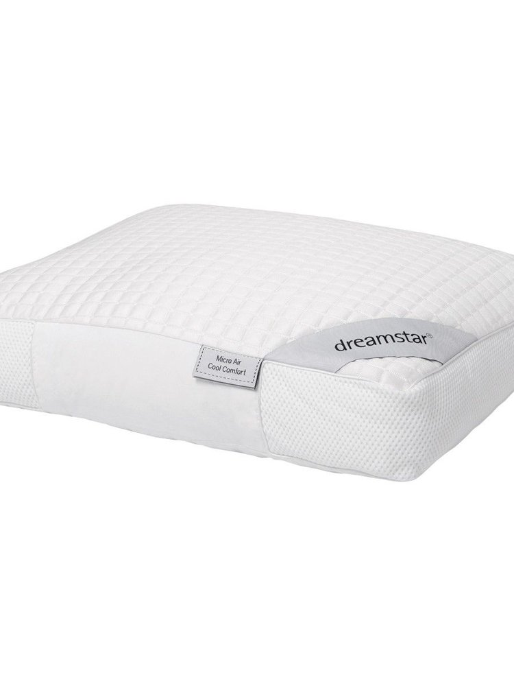 Dreamstar Dreamstar Hoofdkussen Micro Air Cool Comfort