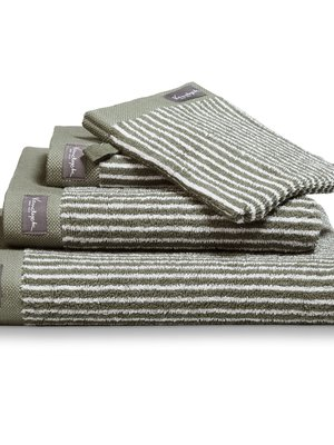 Vandyck Vandyck Uni Home Collection Petit Ligne Olive