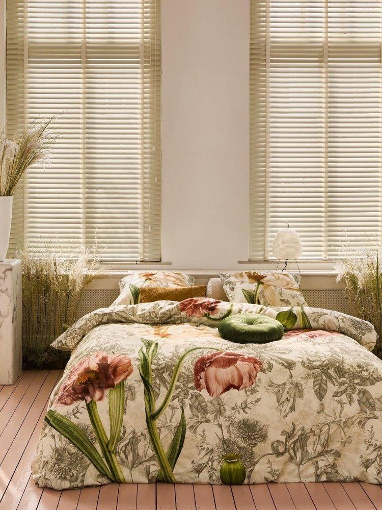 Essenza Naina cushion dark green