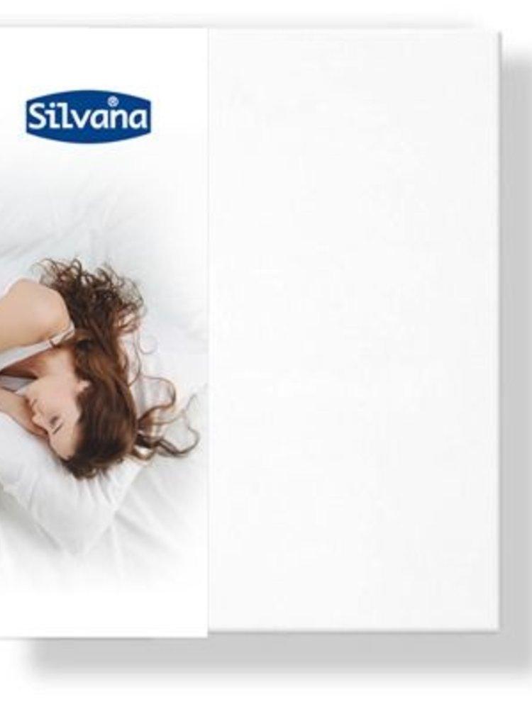 Silvana Support Kussensloop wit schoudercontour