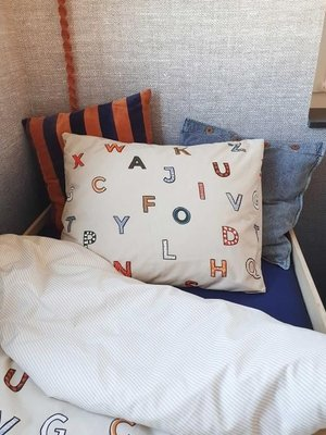COVERS & CO Alpha-bed Duvet cover 120x150 Junior