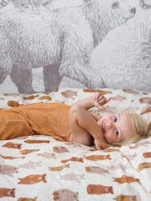 COVERS & CO Beary much Duvet cover 1-p