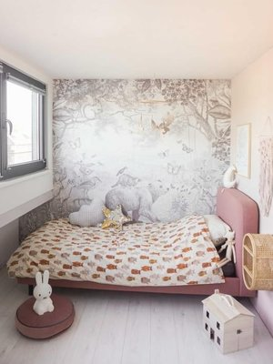 COVERS & CO Beary much Duvet cover 120x150