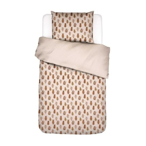 COVERS & CO Beary much Duvet cover 120x150 Junior