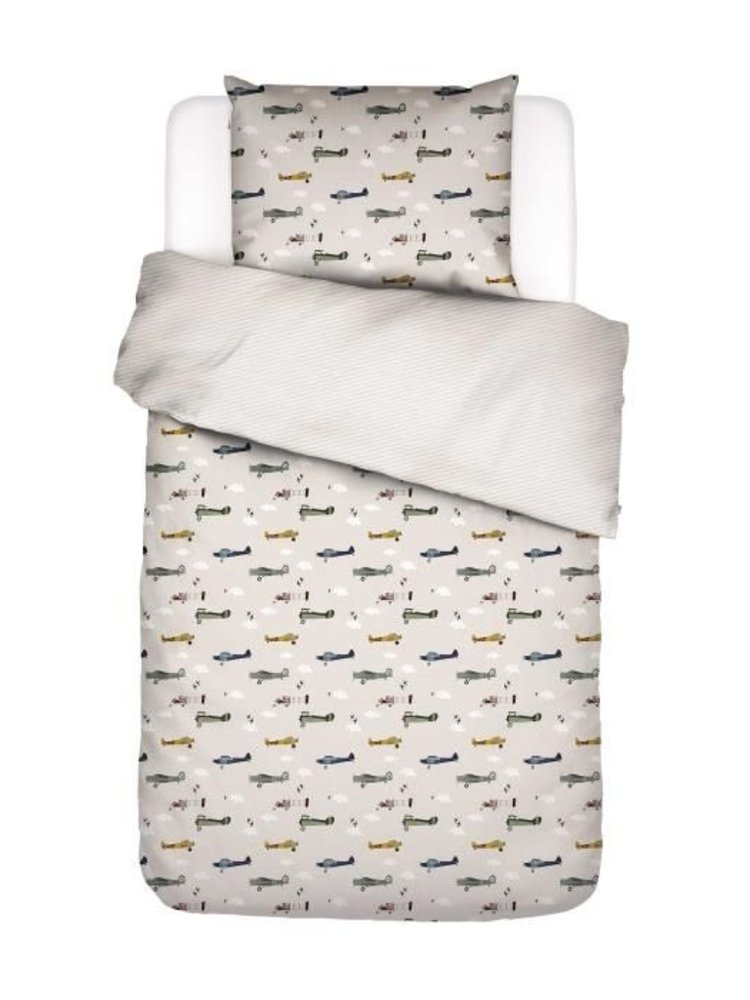 COVERS & CO Pretty fly Duvet cover 1-p