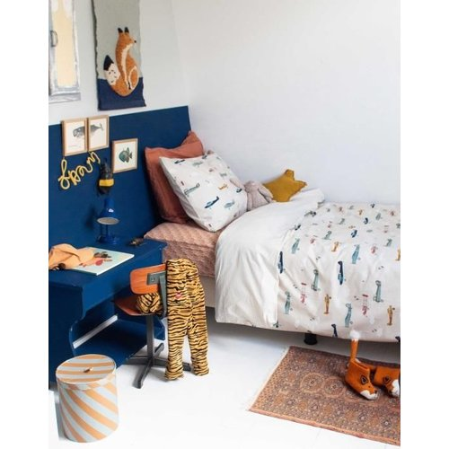 COVERS & CO Pretty fly Duvet cover 120 x 150 Junior