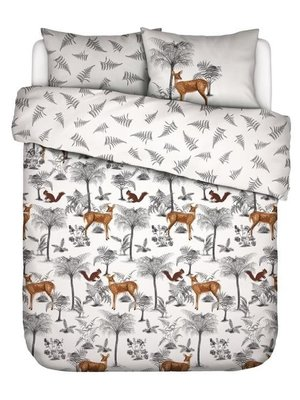 COVERS & CO Kyra multi Duvet cover 1-persoons