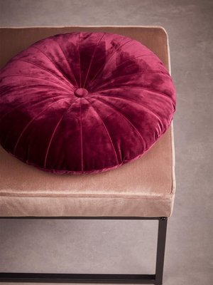 Kaat Amsterdam Kaat Mandarin Red 40x40