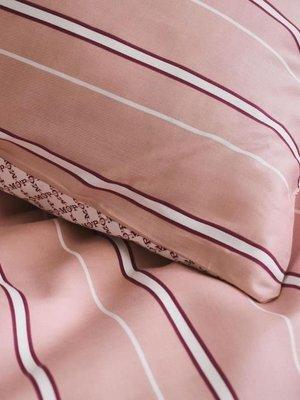 Marc O 'Polo Marc O'Polo dekbedovertrek Jarna Coral Pink Lits-jumeaux