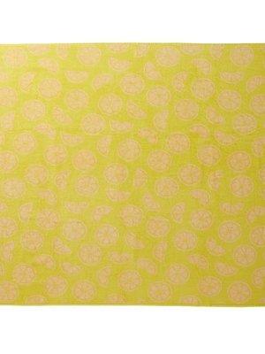 Kaat Amsterdam KA Citrus Delight Yellow 100x180