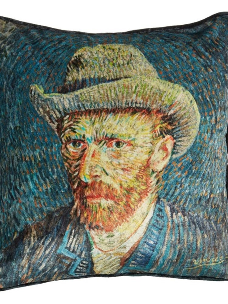 Beddinghouse x Van Gogh Museum Beddinghouse x Van Gogh Museum Sierkussen Van Gogh Blue