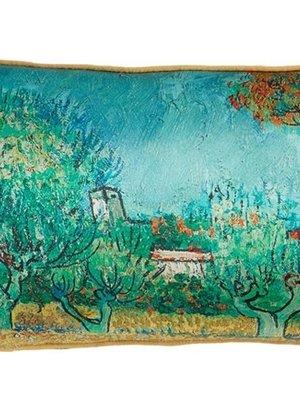 Beddinghouse x Van Gogh Museum Beddinghouse x Van Gogh Museum Sierkussen Countryside Blue