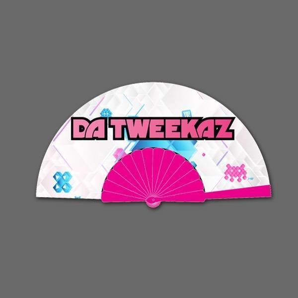 Da Tweekaz - Pink Fan