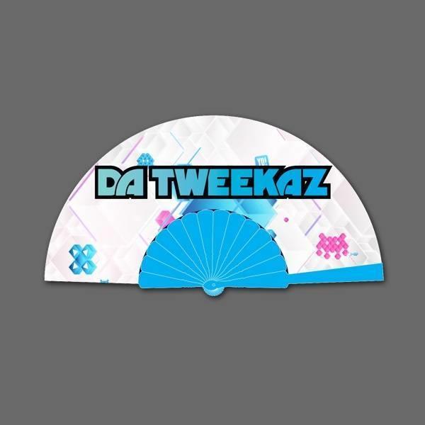 Da Tweekaz - Blue Fan