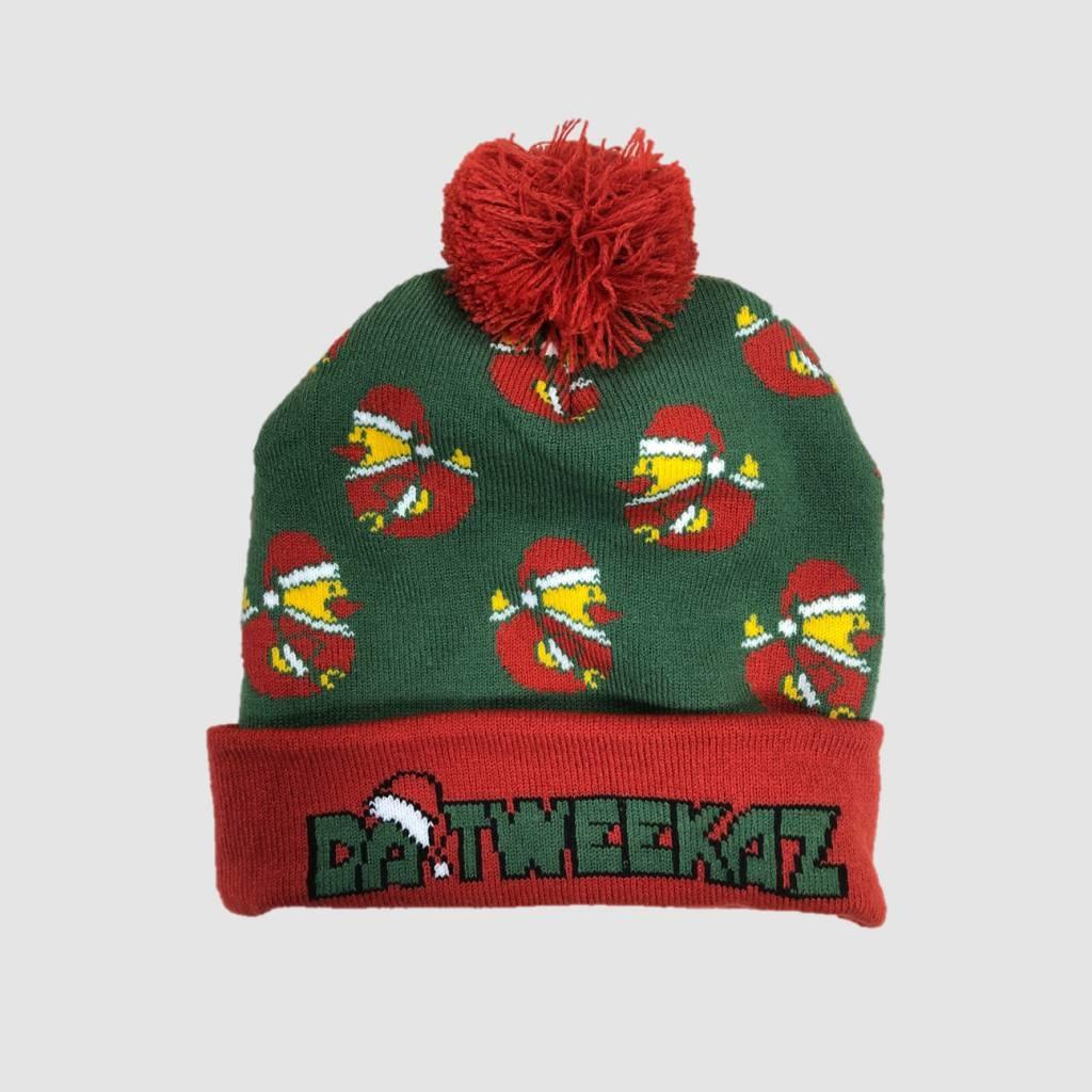 Da Tweekaz - Christmas Beanie with Ball(s)