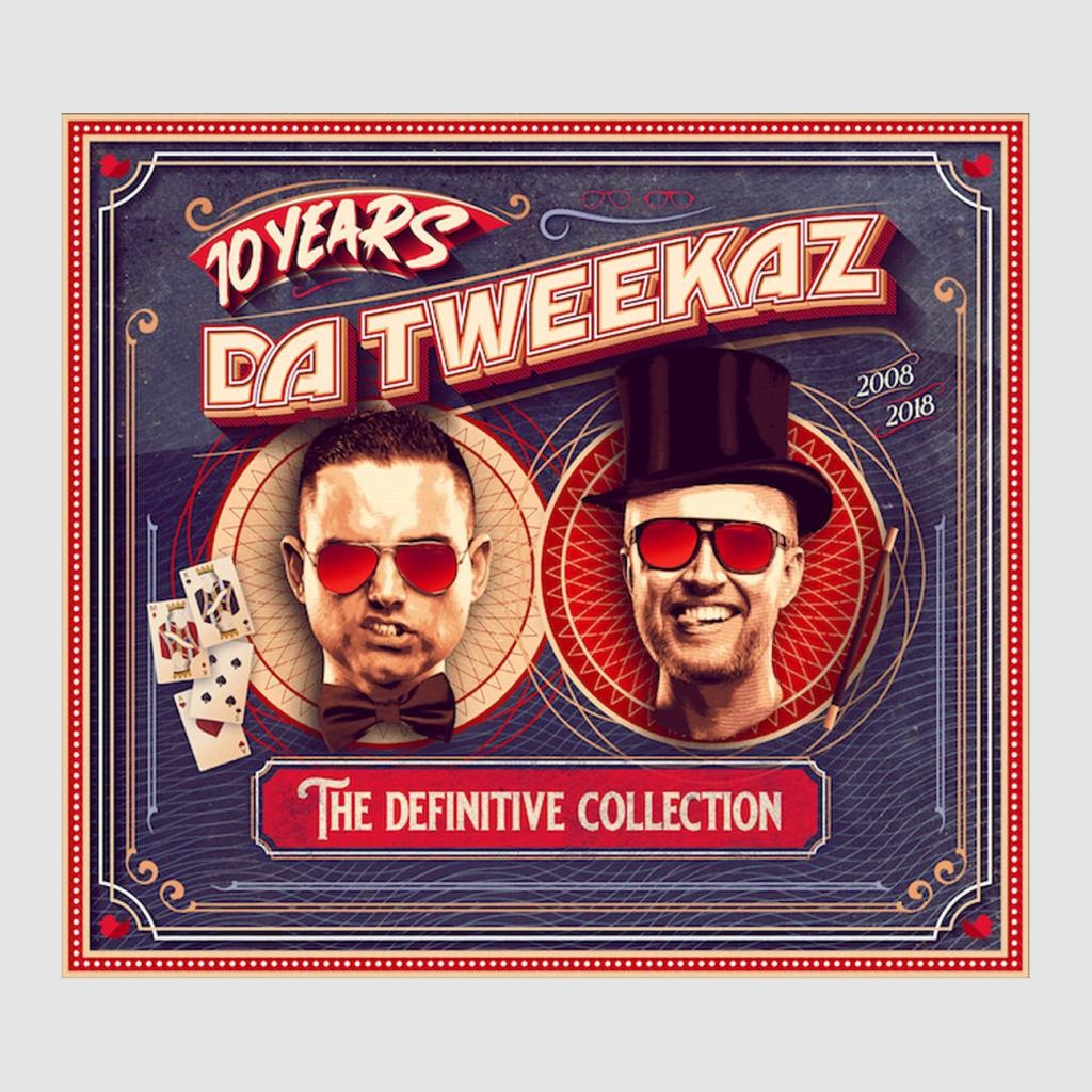 Da Tweekaz - The Definitive Collection 2CD
