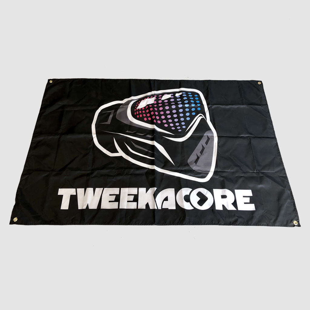 Tweekacore - Official Flag