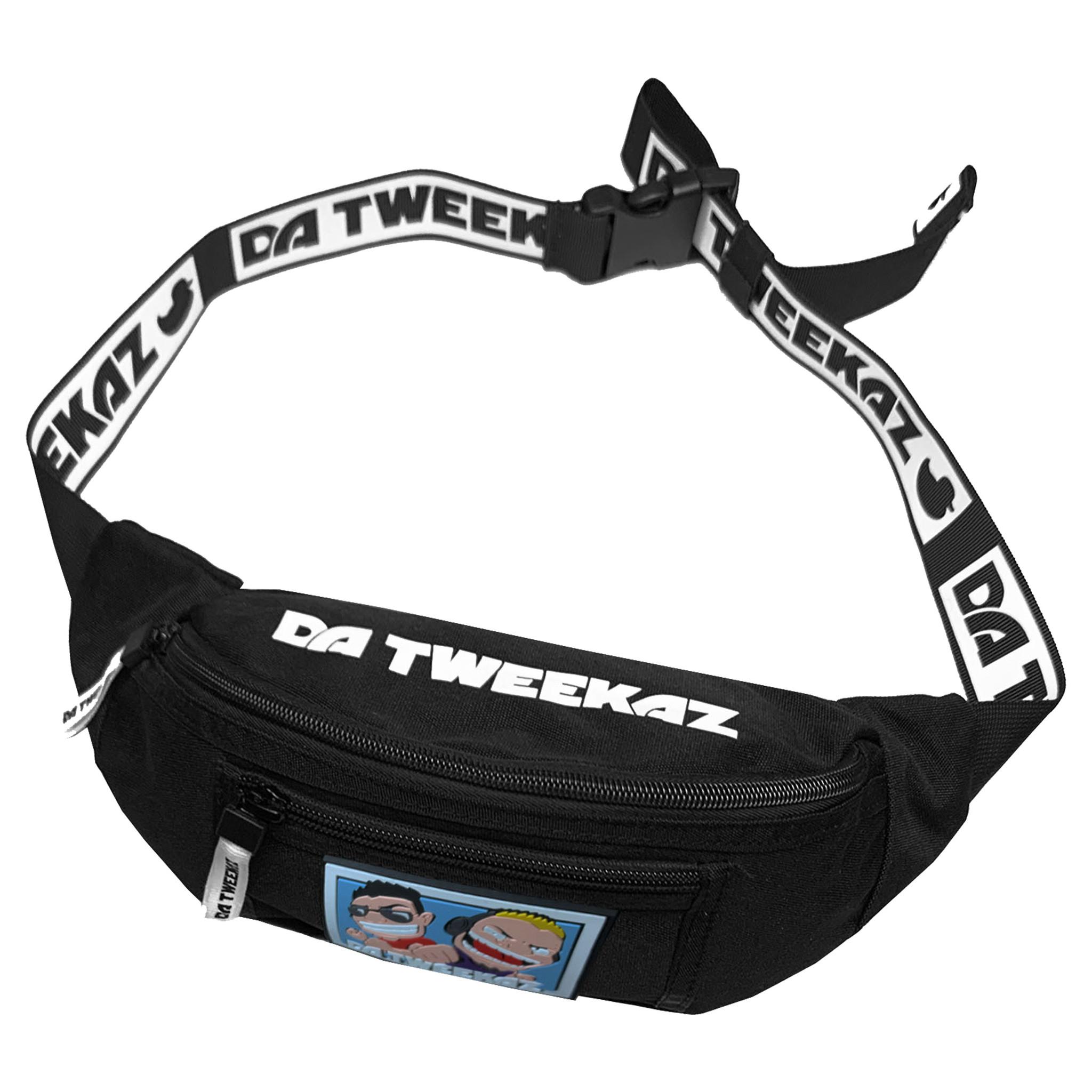 Da Tweekaz - Cartoon Logo Shoulder Bag