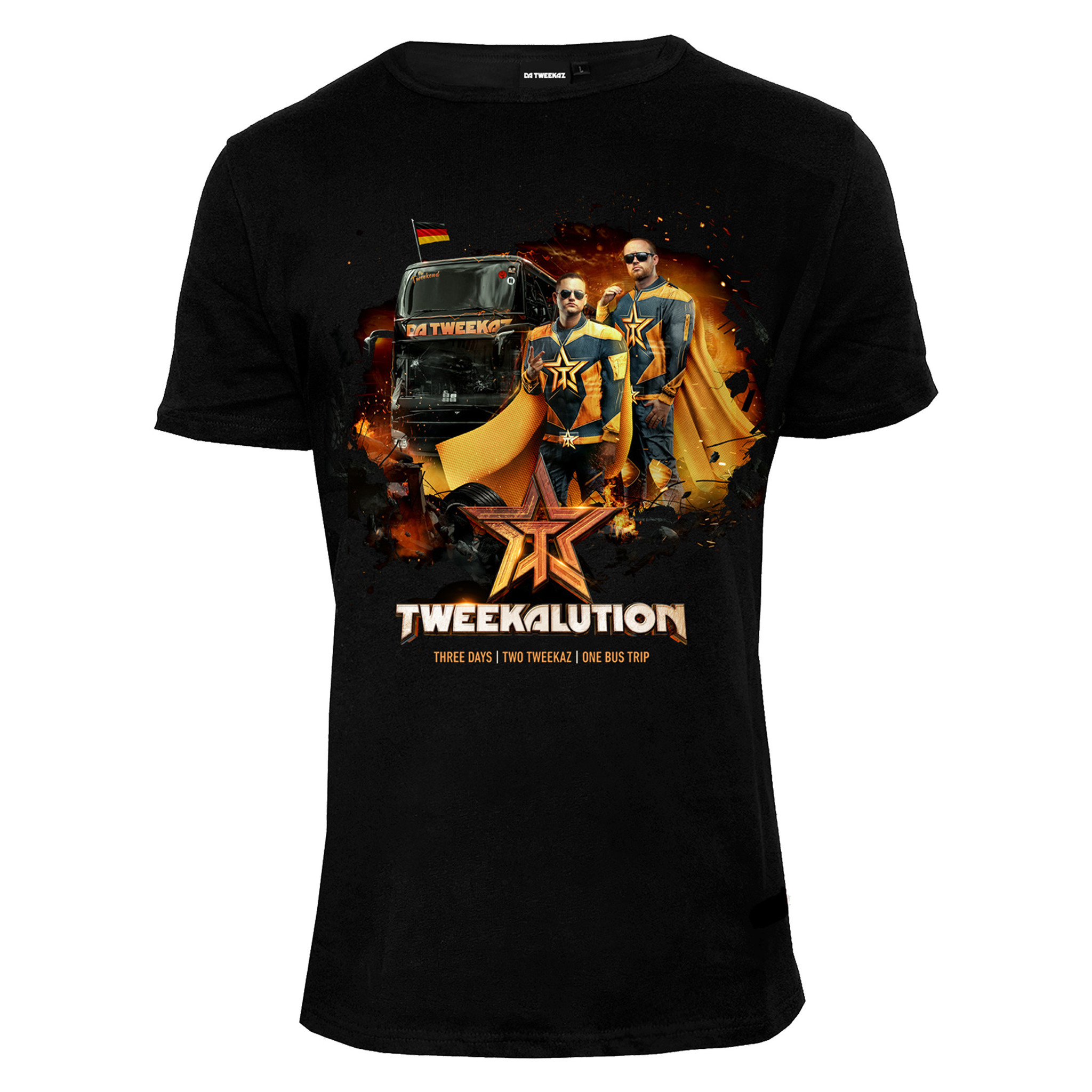 Da Tweekaz - Bus Trip  T-shirt
