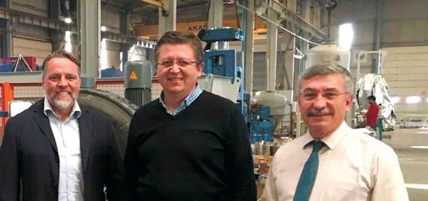 NeroForce jetzt exklusiver Vertriebs- und Servicepartner für AKARMAK Maschinen in Europa