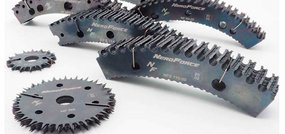 NeroForce convinces with its own buffing blades in practical operation