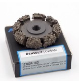 "NeroForce Densolit RFBW   Ø50x 10mm - AH 3/8"" x 24thread"
