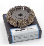 "NeroForce Densolit RFBW   Ø50x 13mm - AH 3/8"" x 24thread"