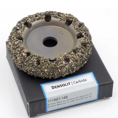 NeroForce Densolit Schleifring  Ø76x16mm AH 14mm