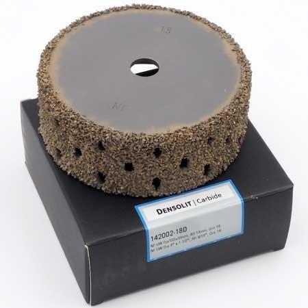 NeroForce Densolit Schleifzylinder  Ø102x38mm, AH 14mm