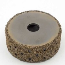 Densolit Schleifzylinder  Ø102x38mm, AH22mm