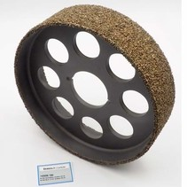 Densolit Unit Wheel with X-Technology  Ø225x60mm