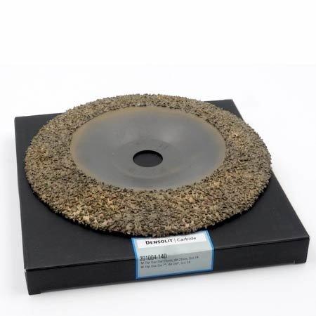 NeroForce Densolit Flat Disc  Ø175mm, AH 22mm