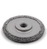 "NeroForce Steel Shot Donut Wheel 50x7mm, AH 3/8""x24thread"