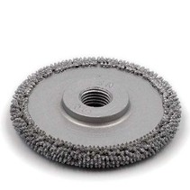 Steel Shot Donut Wheel 50x7mm