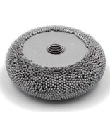 "NeroForce Steel Shot Donut Wheel 50x19mm, AH 3/8""x24thread"