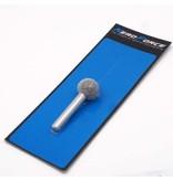 NeroForce Steel Shot Präzisionsschleifwerkzeug Ø16mm BALL, Shaft 6,3mm